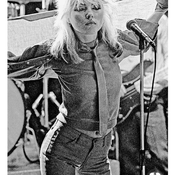 Vintage Accessories - Blondie's Skinny Tie